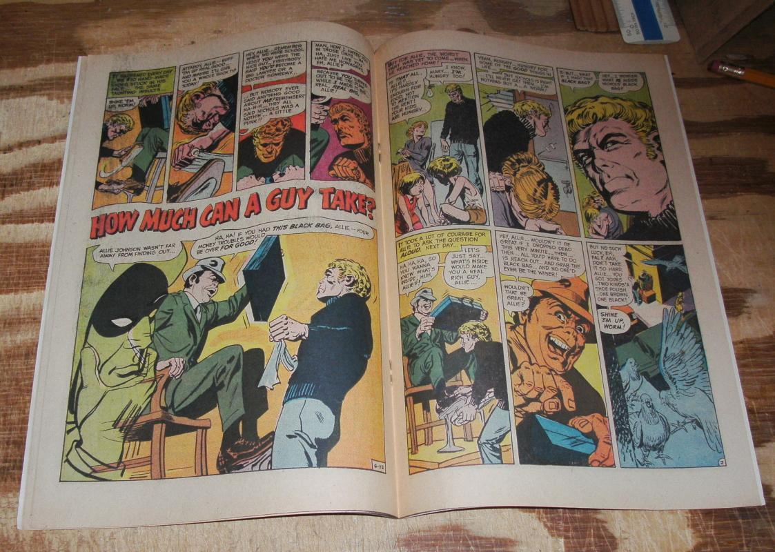 The Spectre #10 fn/vf 7.0