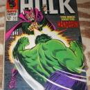Incredible Hulk #107 fine 6.0