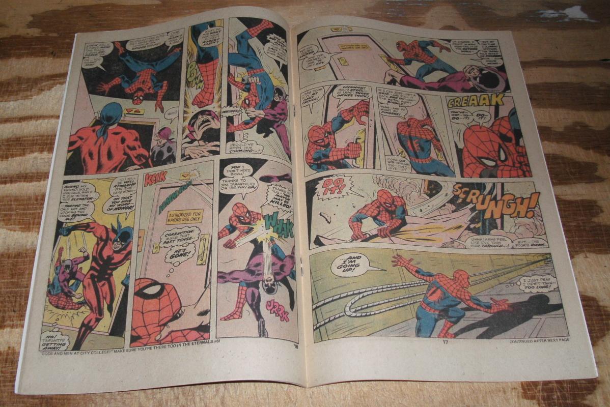 Spectacular Spider-man #1 very fine + 8.5