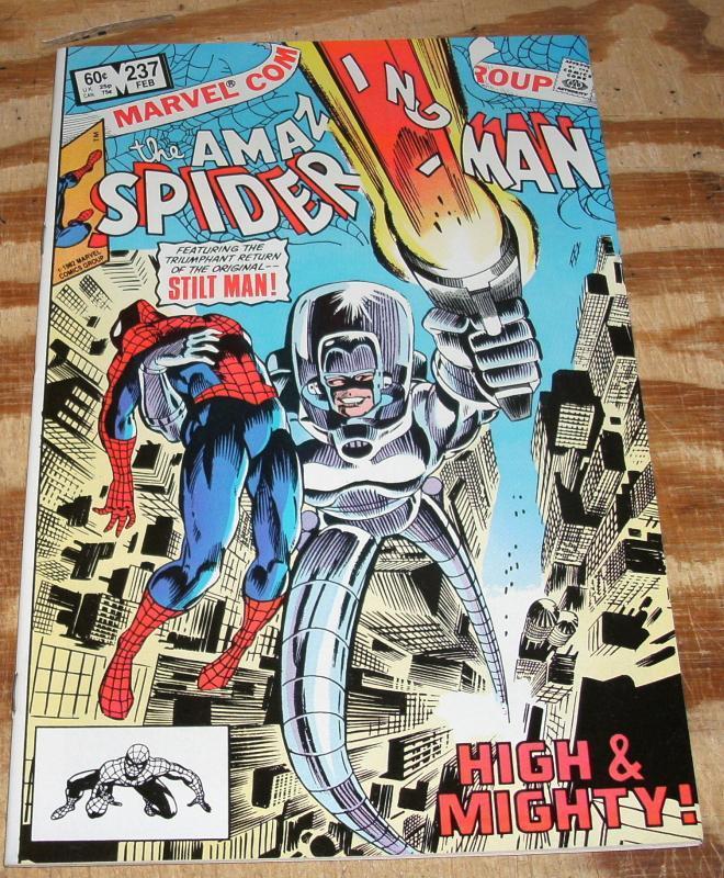 Amazing Spider-man #237 nm near mint 9.4