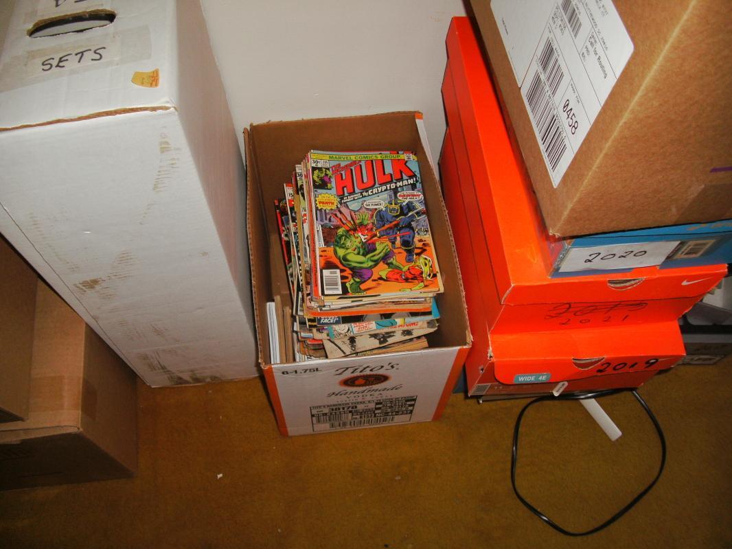 100 comics 100 bucks