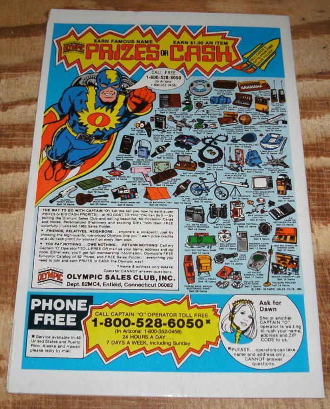 Fantastic Four #244 vf 8.0