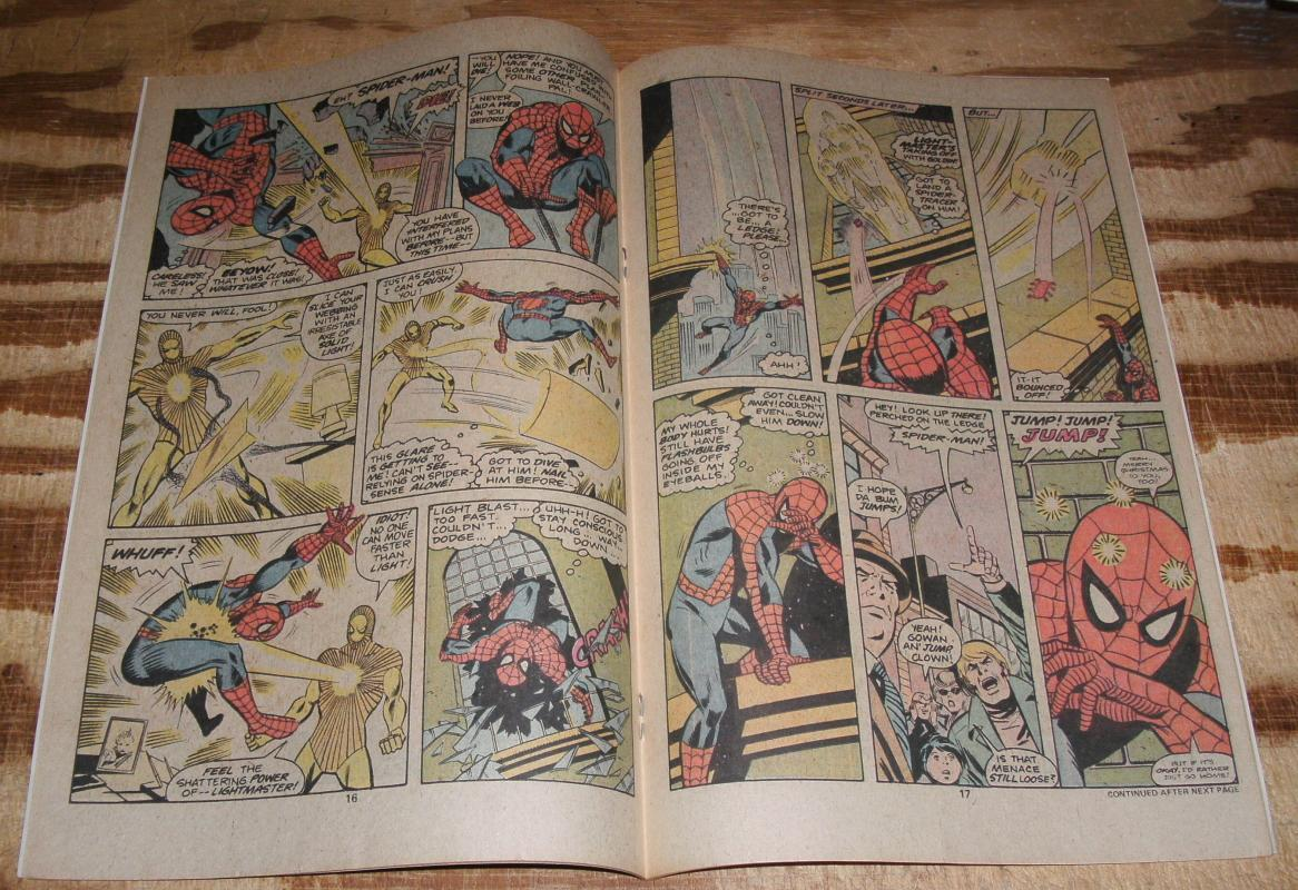 Peter Parker, the Spectacular Spider-Man #3 comic book very fine/near mint 9.0