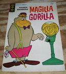 Magilla Gorilla #10 comic book vf/nm 9.0