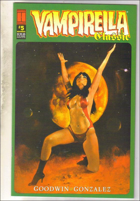 Vampirella Classic #4 comic book very fine/near mint 9.0