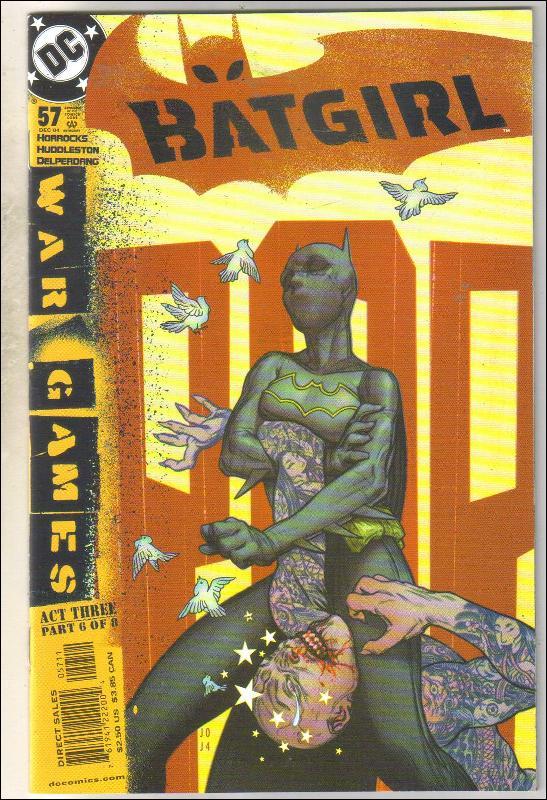 Batgirl #57 comic book mint 9.8