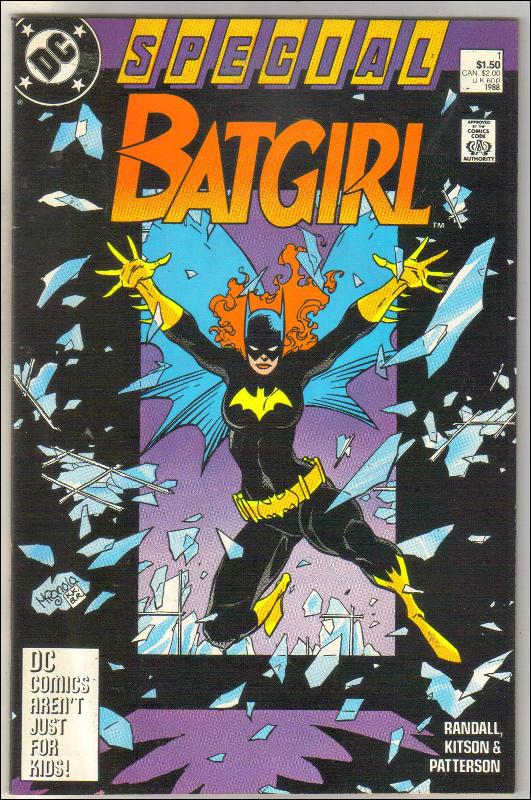 Batgirl Special #1 comic book very fine/near mint 9.0