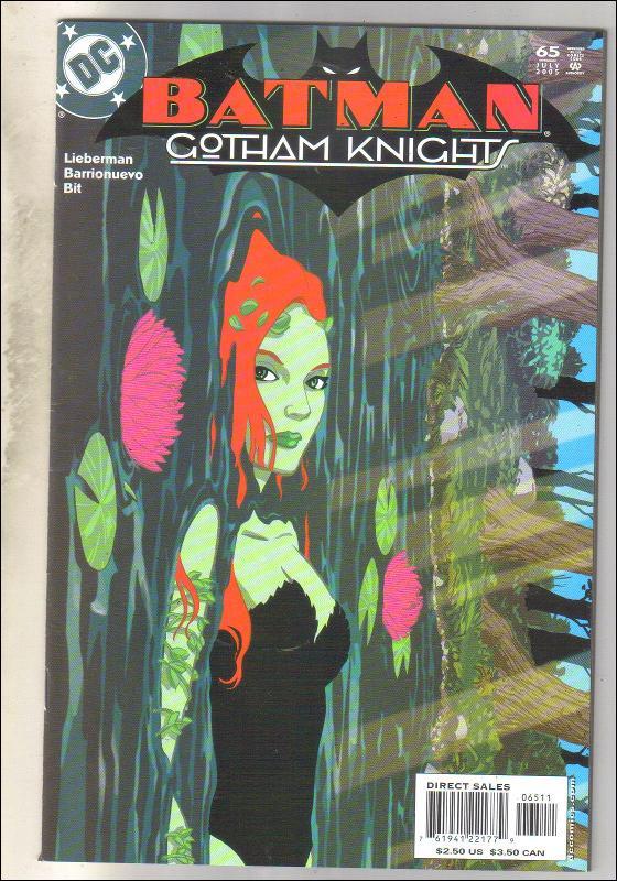 Batman Gotham Knights #65 comic book near mint 9.4