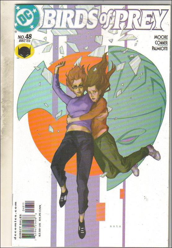 Birds of Prey #48 comic book mint 9.8