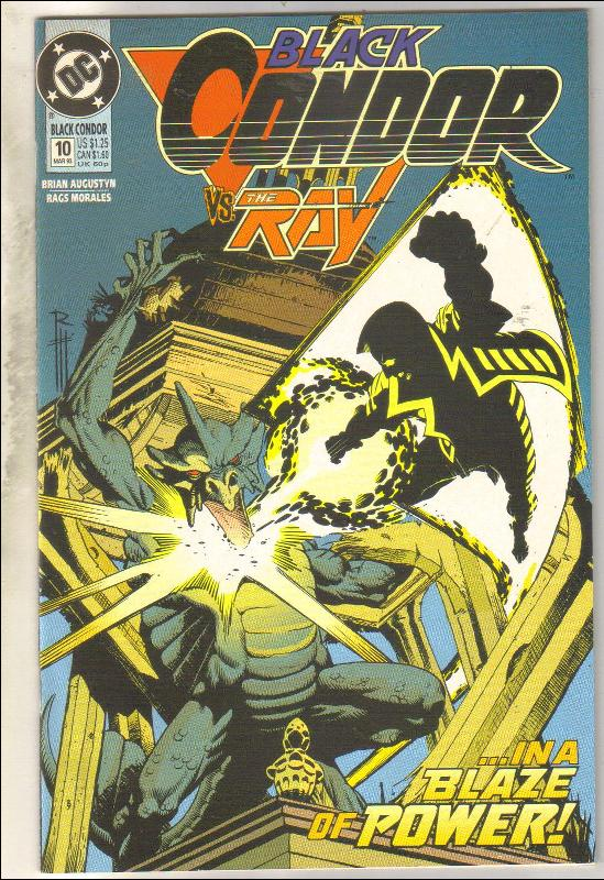 Black Condor #10 comic book near mint 9.4