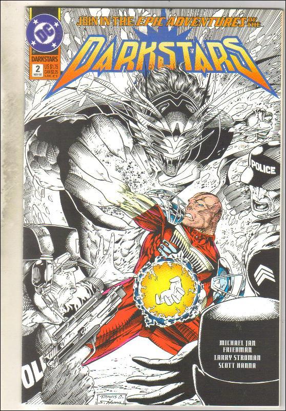 Darkstars #2 comic book mint 9.8