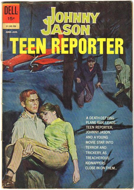 Johnny Jason Teen Reporter #2  vg 4.0