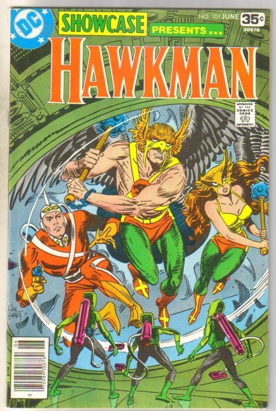 Showcase Presents #101 Hawkman comic book very fine 8.0