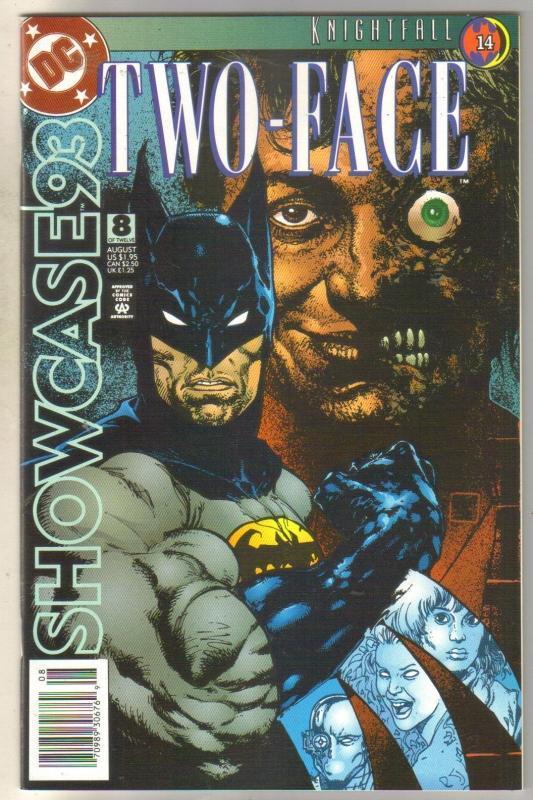 Showcase #8 Two-Facel comic book mint 9.8