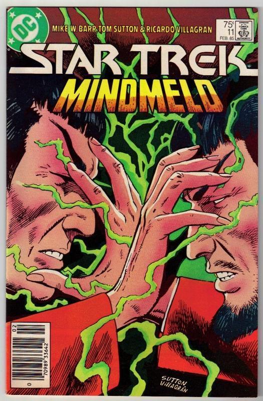 Star Trek #11 comic book near mint 9.4