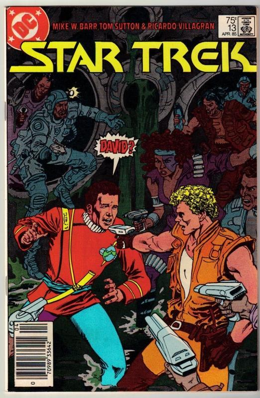 Star Trek #13 comic book near mint 9.4