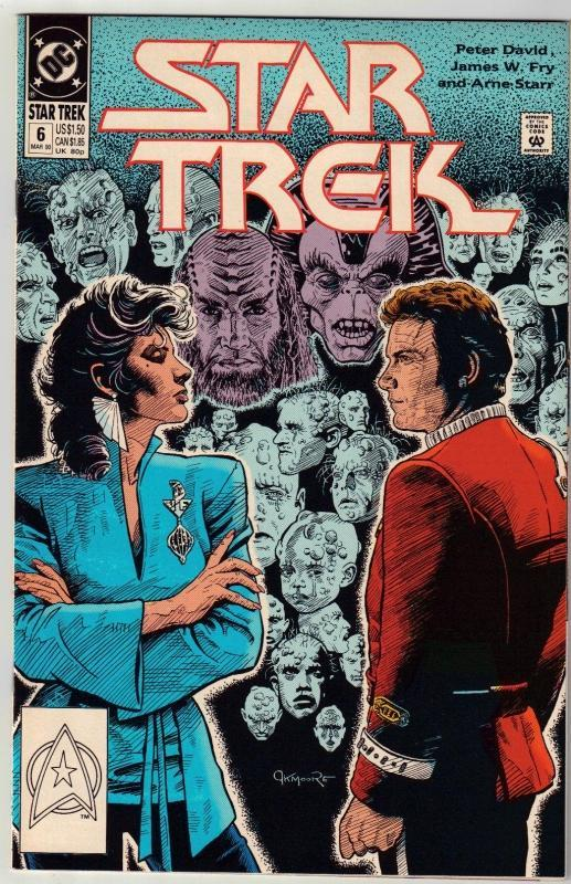 Star Trek #6 comic book mint 9.8