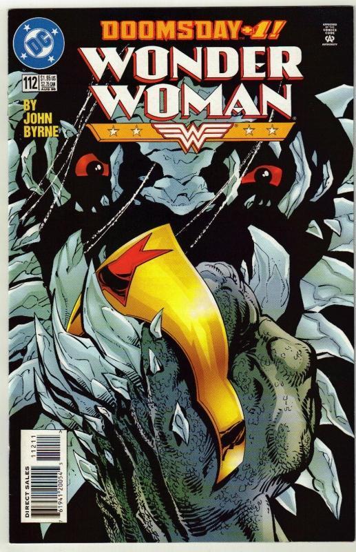 Wonder Woman #112 comic book near mint 9.4