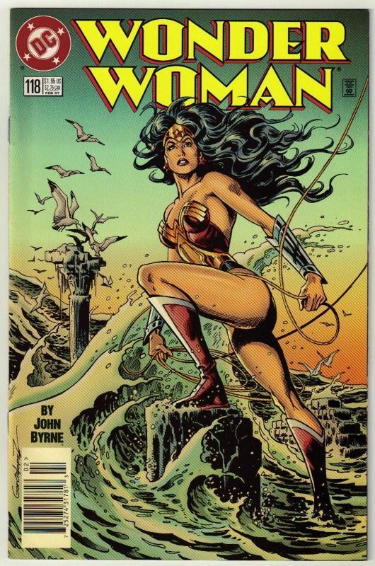 Wonder Woman #118 comic book near mint 9.4