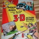3-D 1953 Batman comic book very good 4.0