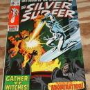 Silver Surfer #12 comic book very fine 8.0