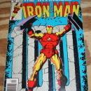 Iron Man #100 comic book fine/very fine 7.0
