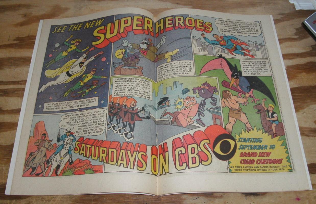 Superman's Girlfriend Lois Lane #69  comic book vf 8.0