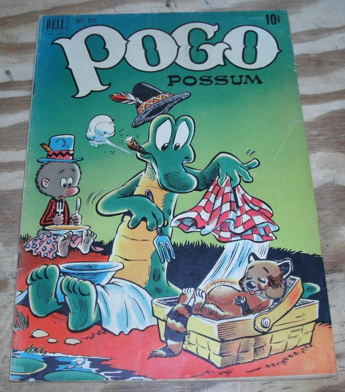 Pogo Possum #7 comic book vg/fn 5.0