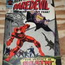 very fine 8.0 Daredevil comic book #20 (1964 series)