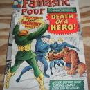 Fantastic Four #32 comic book vf 8.0