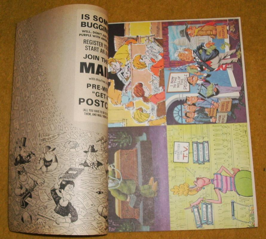 Worst From Mad Annual 12 comic book magazine vf 8.0