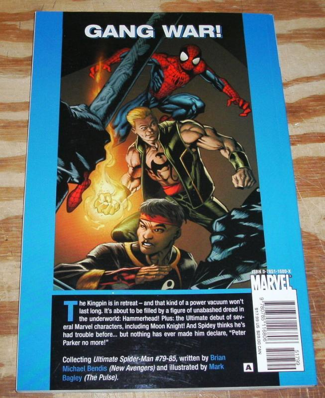 Ultimate Spider-man volume 14 tpb mint