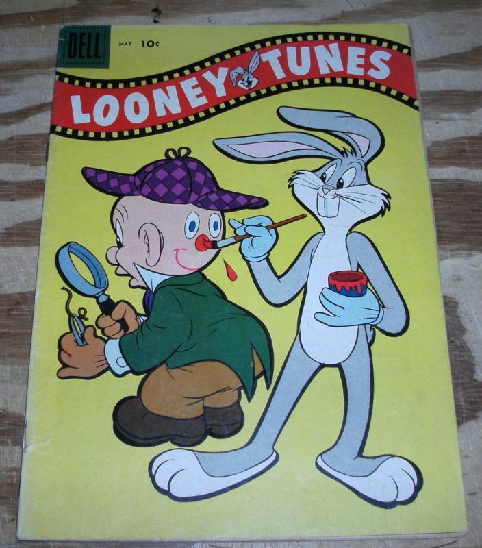 Looney Tunes #199 very good 4.0