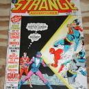 Strange Adventures #235 fine/very fine 7.0