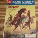 Zane Grey's Stories of the West #27 very good 4.0