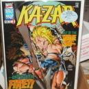 Kazar Volume 2 6 issue assortment of comic books