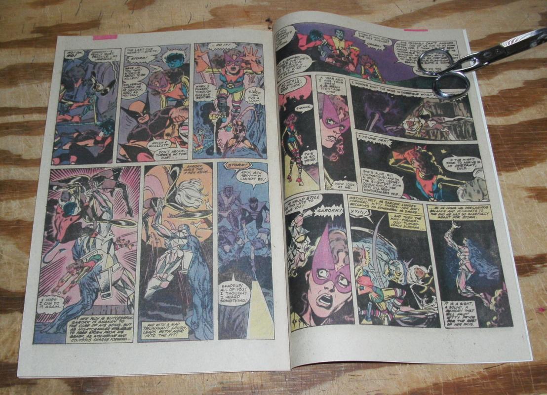 Uncanny X-Men #149 comic book near mint plus 9.6