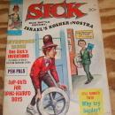 Sick #56 comic book magazine vf 8.0