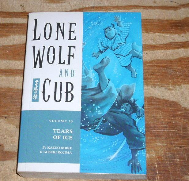 Lone wolf and Cub #23 pocket graphic novel m 9.8