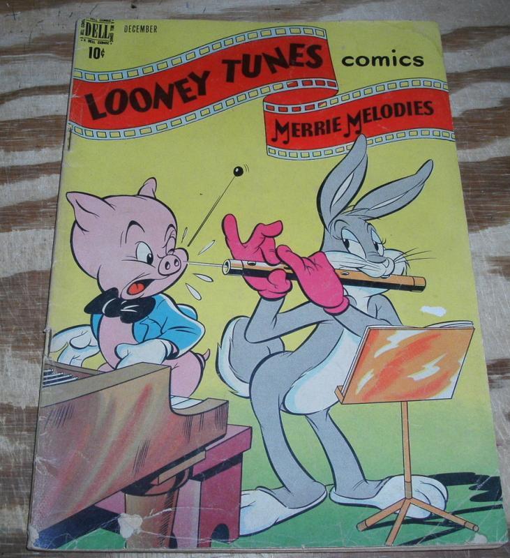 Looney Tunes #86 very good/fine 5.0