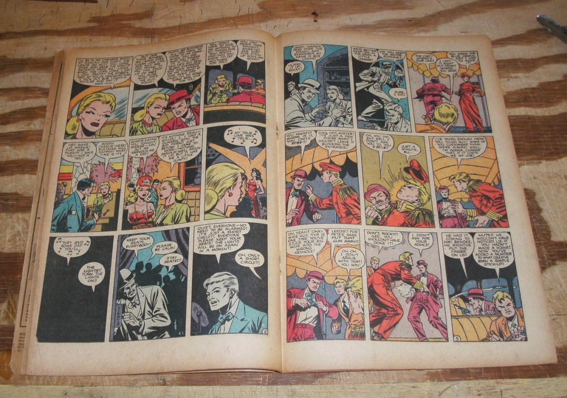 Boy Comics #39 good/very good 3.0