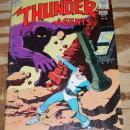 Thunder Agents #10 comic book fn 6.0