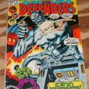 The Defenders #5 comic book fine 6.0