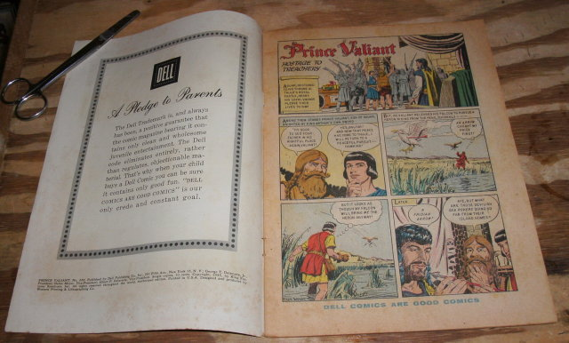 Prince Valiant #650 (Four Color) comic book fine 6.0