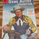 Gene Autry and Champion #104 comic book fine 6.0