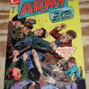 Fightin' Army #88 very fine/near mint 9.0