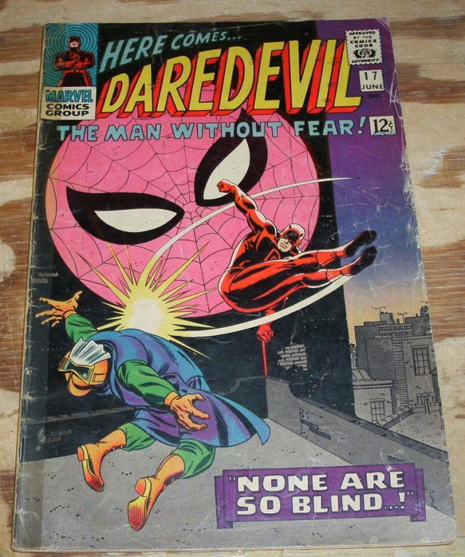 Daredevil #17 comic book good 2.0