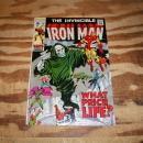 Iron Man #19 very fine/near mint 9.0