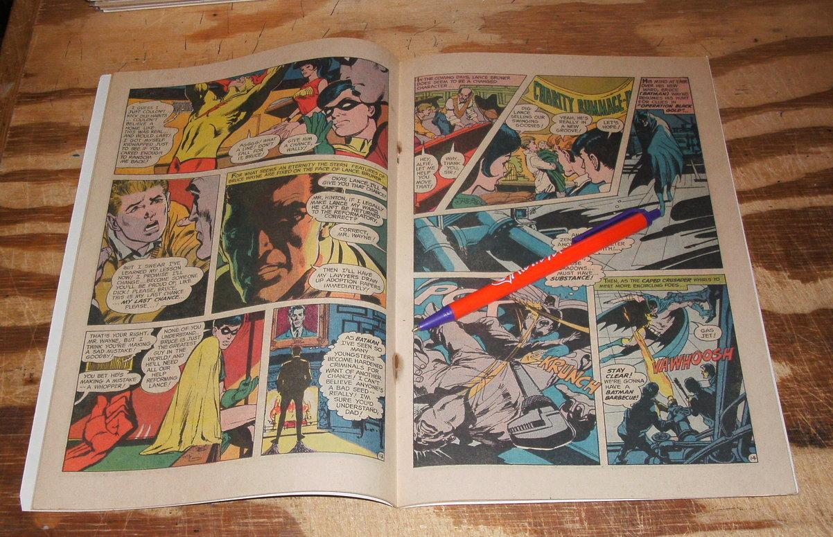 The Brave and the Bold presents Batman and Teen Titans #83  comic book fine/very fine 7.0