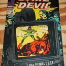 Daredevil #46 comic book vf/nm with letter page clipped